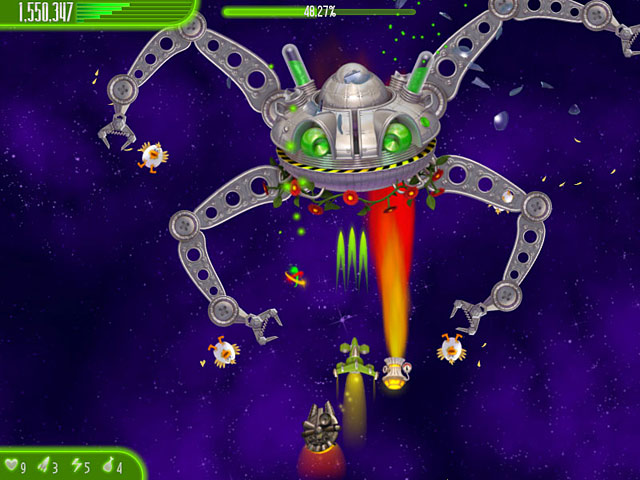 Chicken invaders 4 ultimate omelette game free download full version.