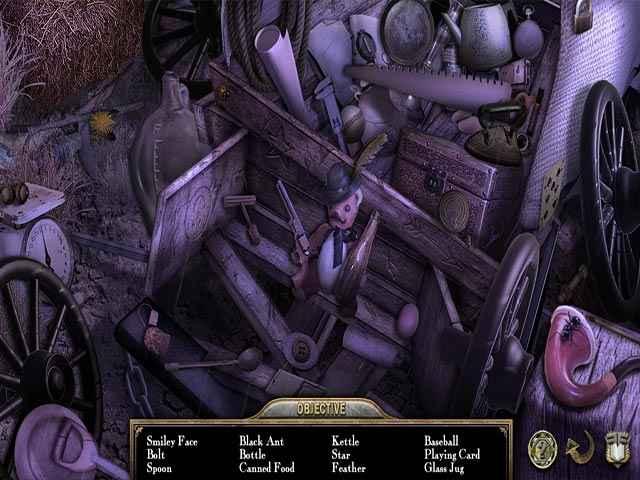 fiction fixers: the curse of oz screenshots 1