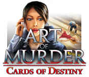 Art of Murder: Cards of Destiny game feature image