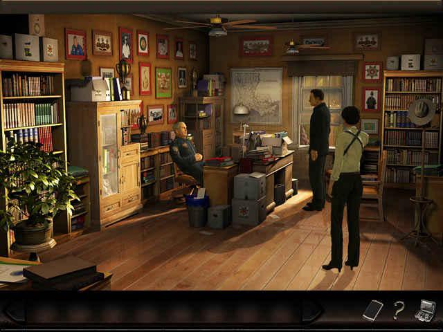 art of murder: cards of destiny screenshots 1