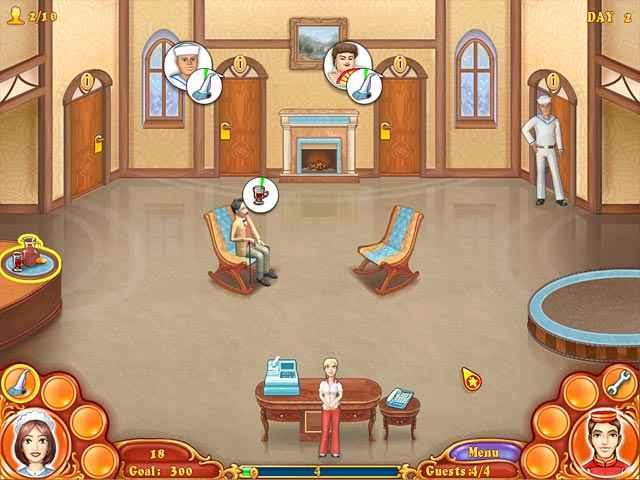 jane's hotel mania screenshots 1