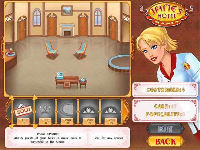 jane's hotel mania screenshots 2