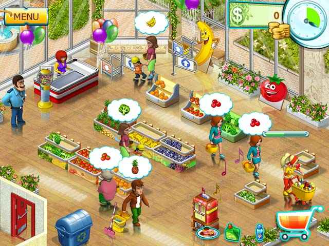 supermarket mania 2 screenshots 1