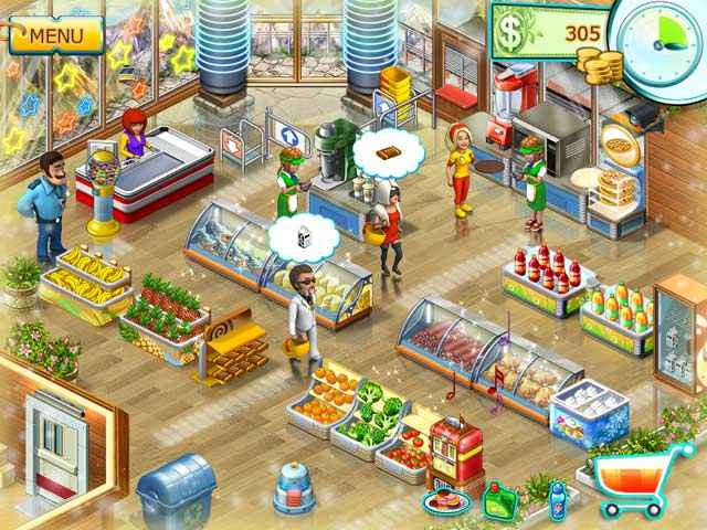 supermarket mania 2 screenshots 3
