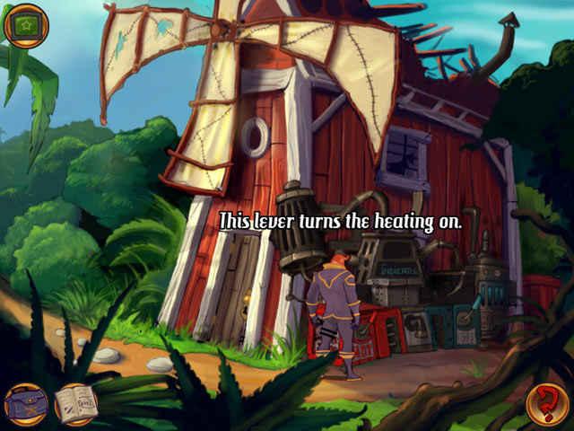kaptain brawe - episode i screenshots 1
