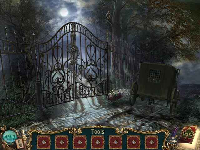 haunted legends: the queen of spades collector's edition screenshots 1