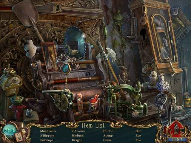 haunted legends: the queen of spades collector's edition screenshots 2