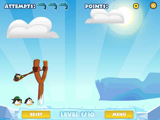 pengu wars screenshots 1
