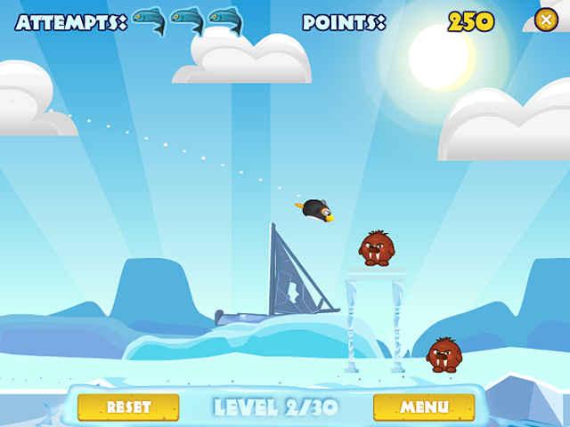 pengu wars screenshots 3