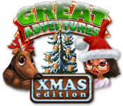 great adventures: xmas edition
