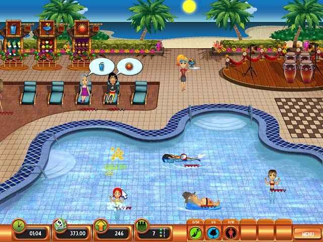 club paradise screenshots 2