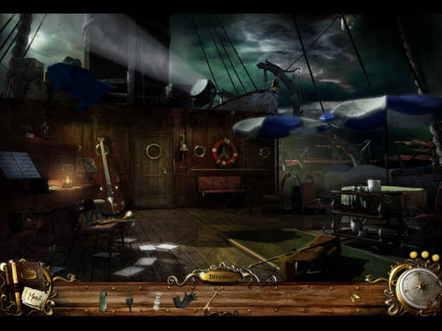 curse of the ghost ship screenshots 1
