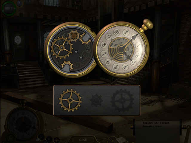 lost in time: the clockwork tower screenshots 3