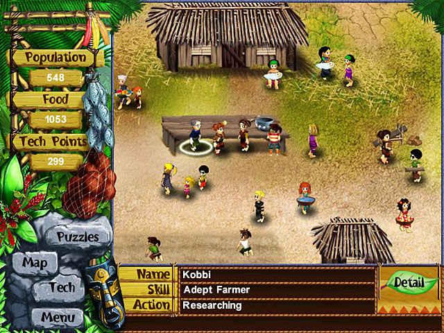 virtual villagers: a new home screenshots 1