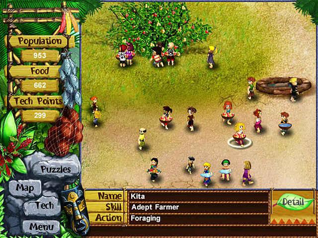 virtual villagers: a new home screenshots 3