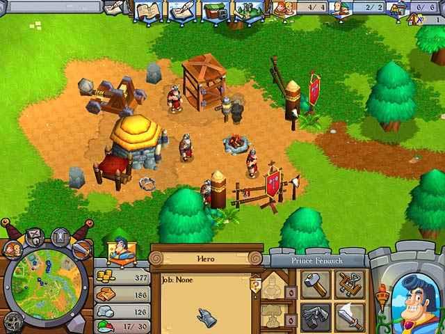 westward kingdoms screenshots 1