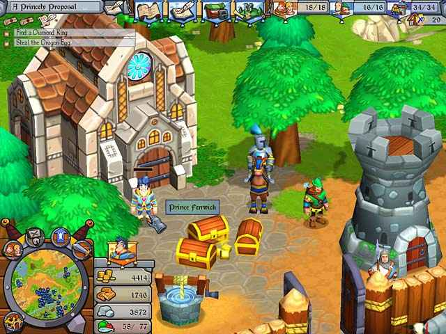 westward kingdoms screenshots 3