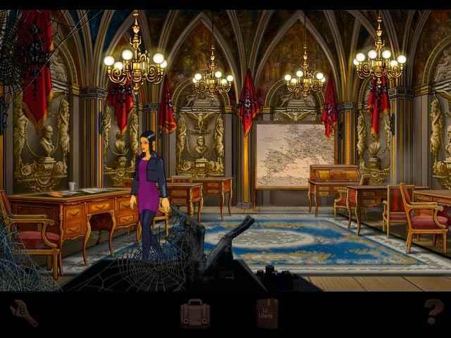 broken sword: the shadow of the templars screenshots 1