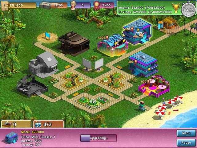 summer resort mogul screenshots 2