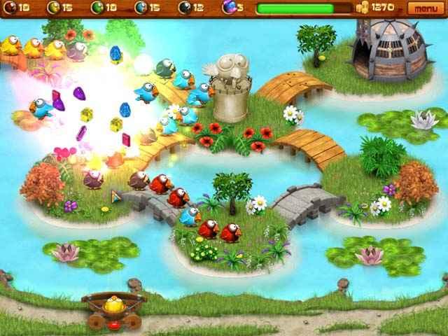 bird's town screenshots 2