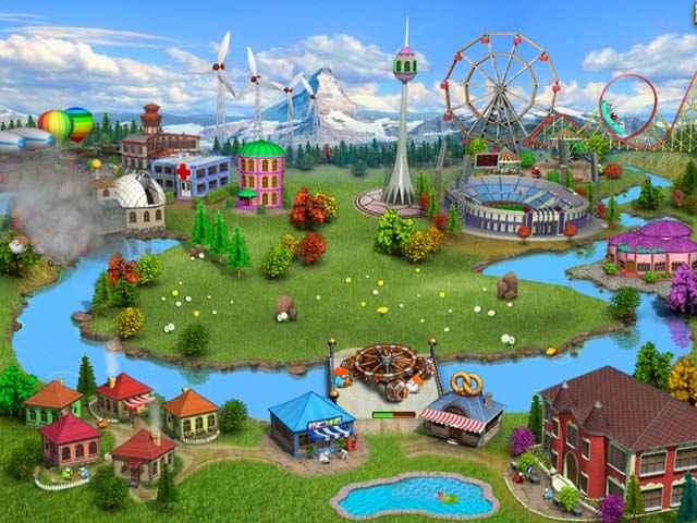 bird's town screenshots 3
