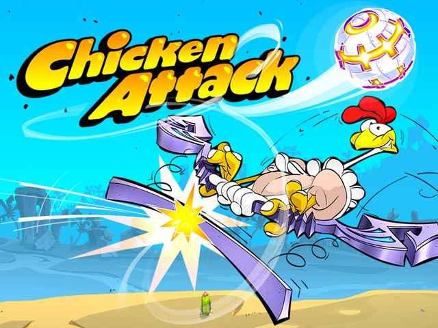 chicken attack screenshots 3