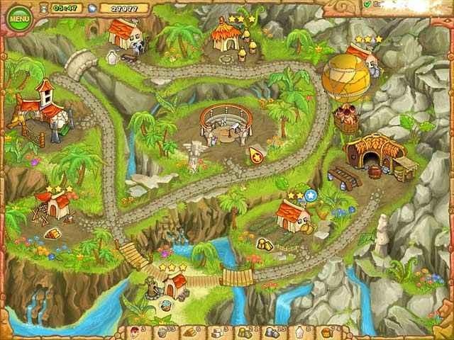 island tribe screenshots 1
