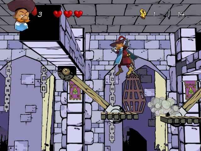 the three musketeers screenshots 2