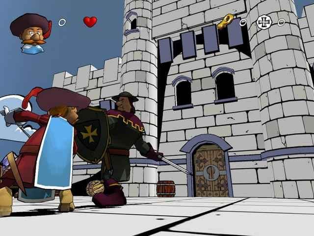 the three musketeers screenshots 3