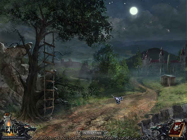 shadow wolf mysteries: curse of the full moon collector's edition screenshots 5