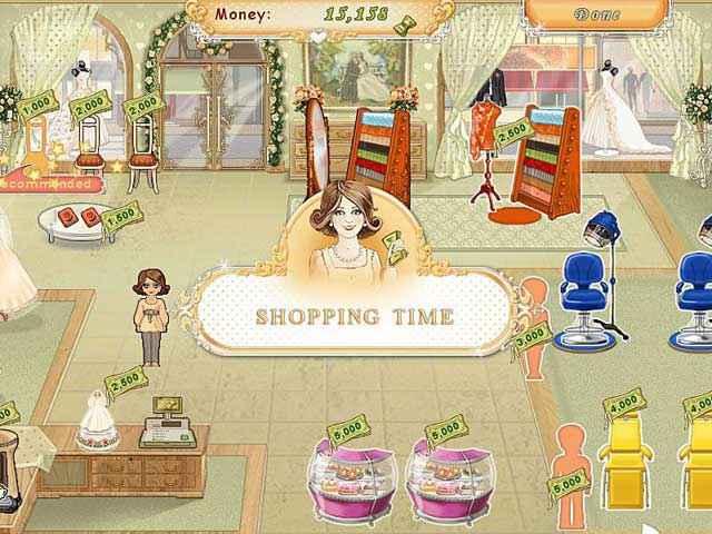 wedding salon screenshots 2