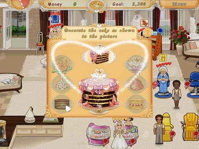 wedding salon screenshots 3