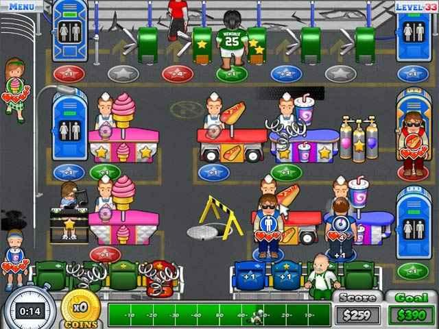 busy bea's halftime hustle screenshots 3