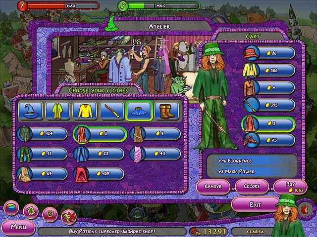magic life screenshots 3