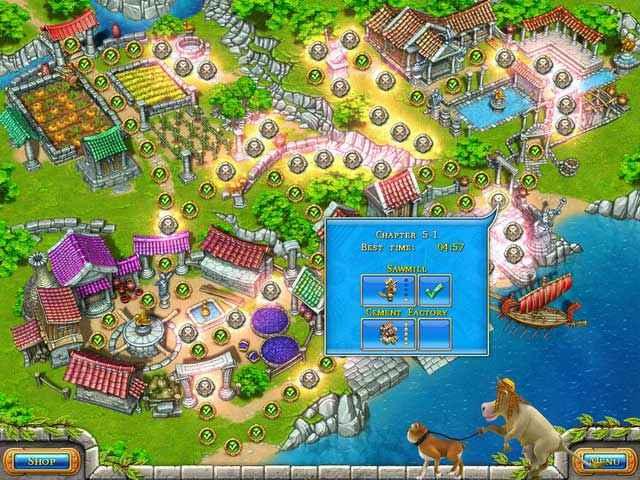 farm frenzy: ancient rome screenshots 3