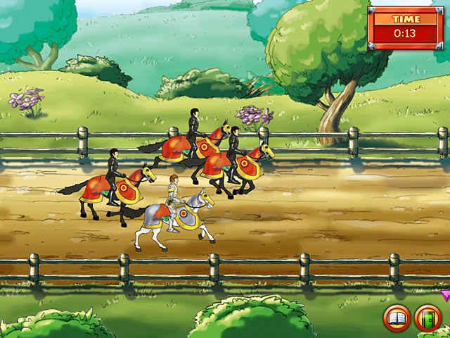 sir arthur in the dragonland screenshots 1