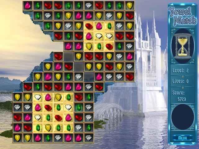 jewel match screenshots 1