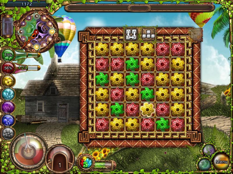 akhra: the treasures screenshots 1