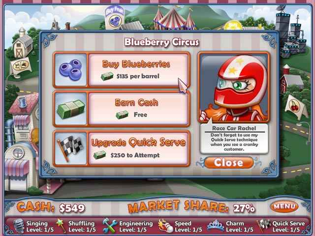 ice cream craze: natural hero screenshots 2