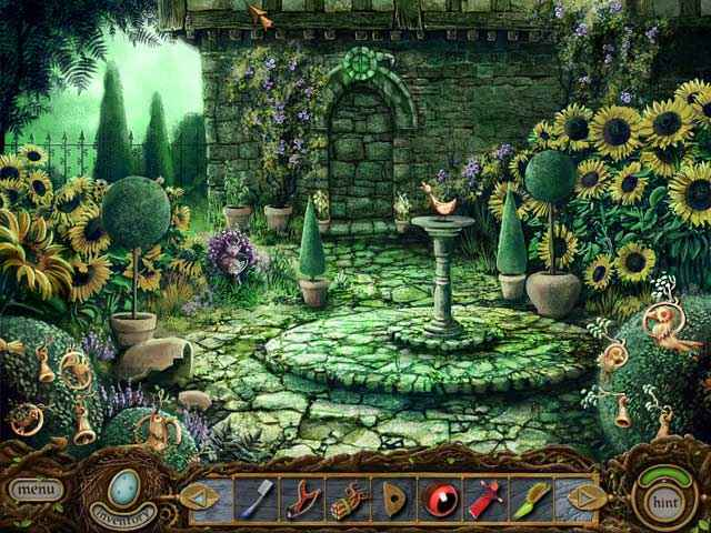 margrave: the curse of the severed heart collector's edition screenshots 1
