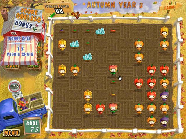 harvest mania to go screenshots 1