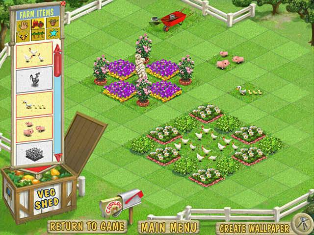 harvest mania to go screenshots 2