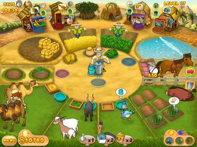 farm mania: hot vacation screenshots 1