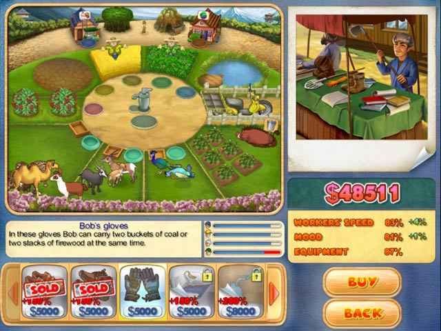 farm mania: hot vacation screenshots 3