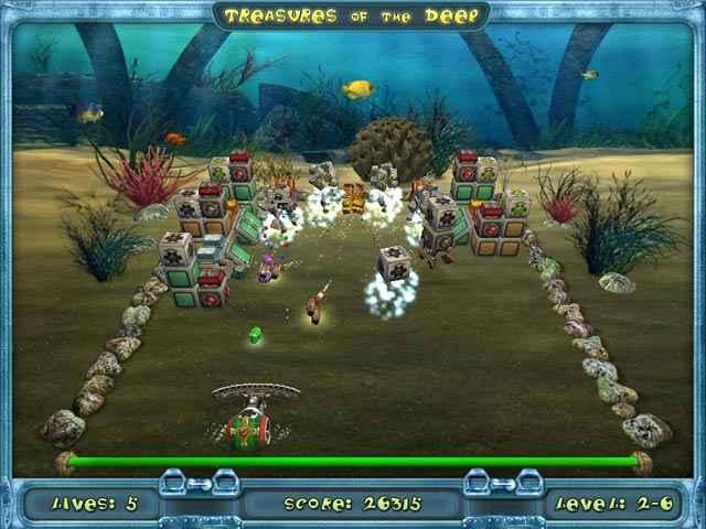 treasures of the deep screenshots 1