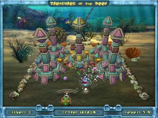 treasures of the deep screenshots 2