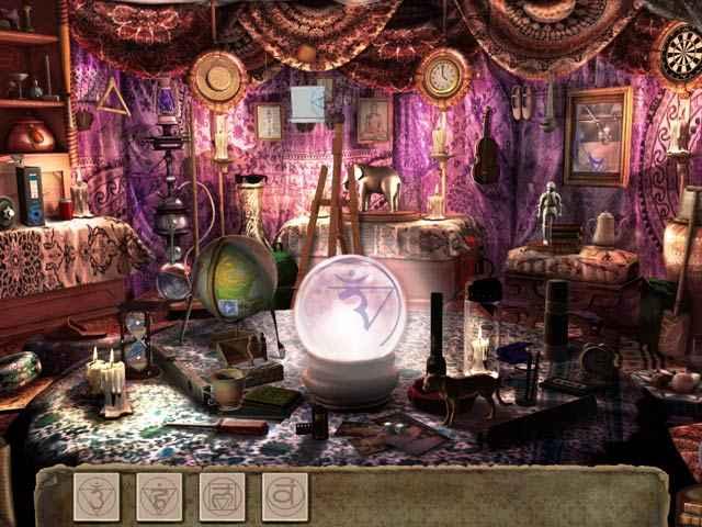 mystery agency: secrets of the orient screenshots 1