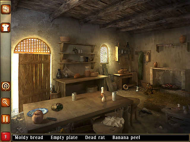 aladin and the wonderful lamp: the 1001 nights screenshots 1
