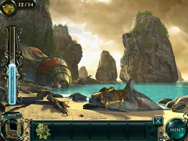 empress of the deep 2: song of the blue whale collector's edition screenshots 1