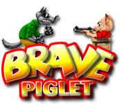 Brave Piglet